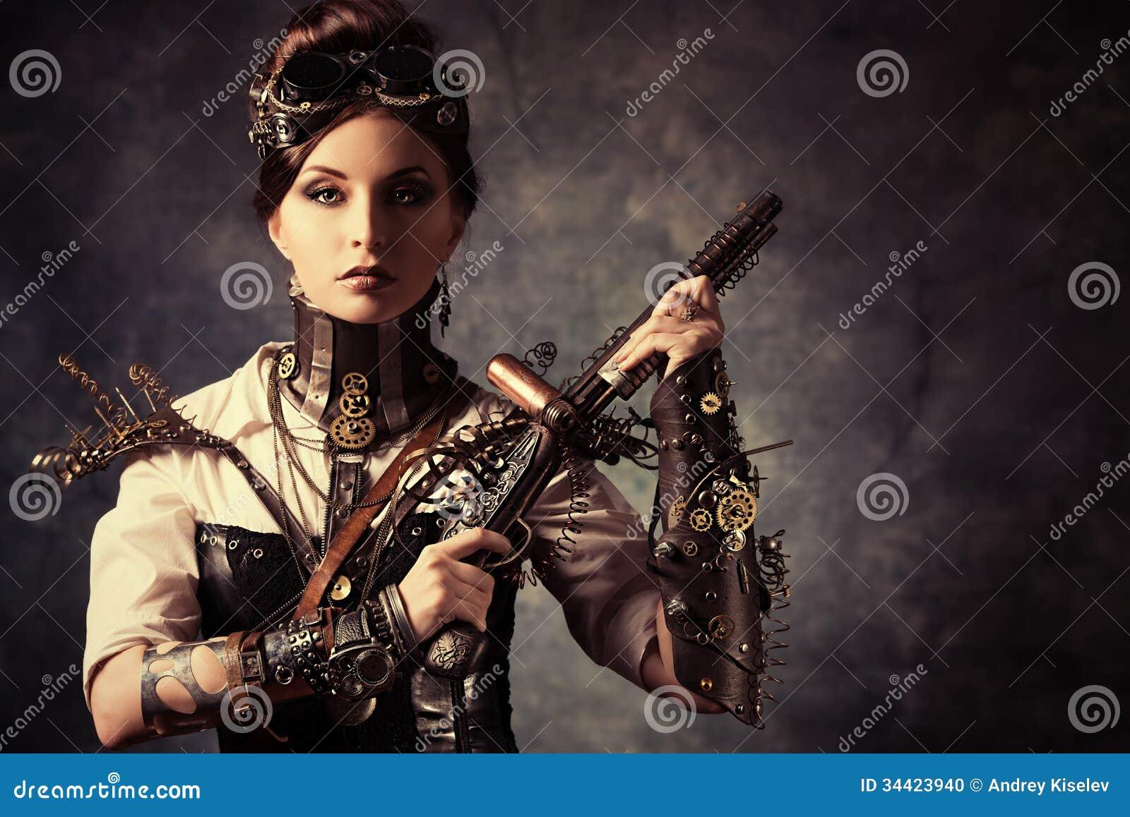 Arma de la mujer