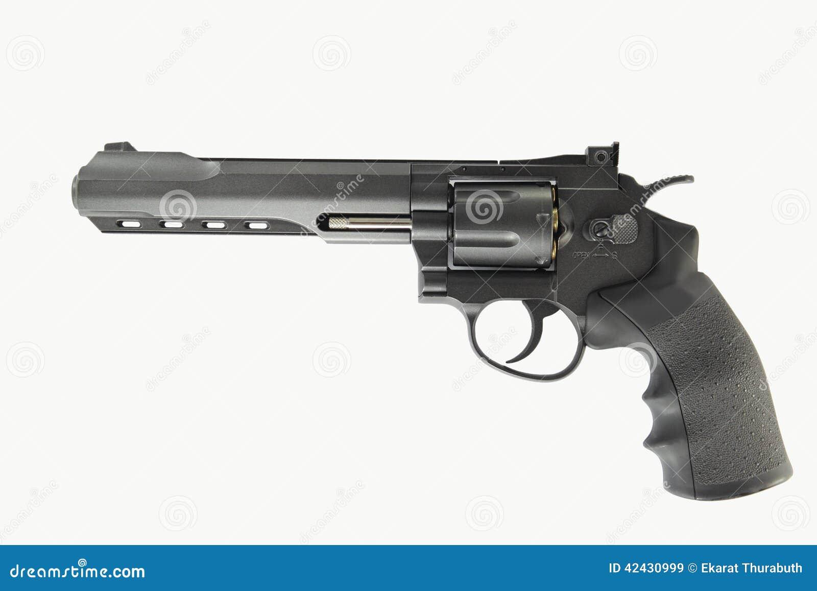 Arma del revólver