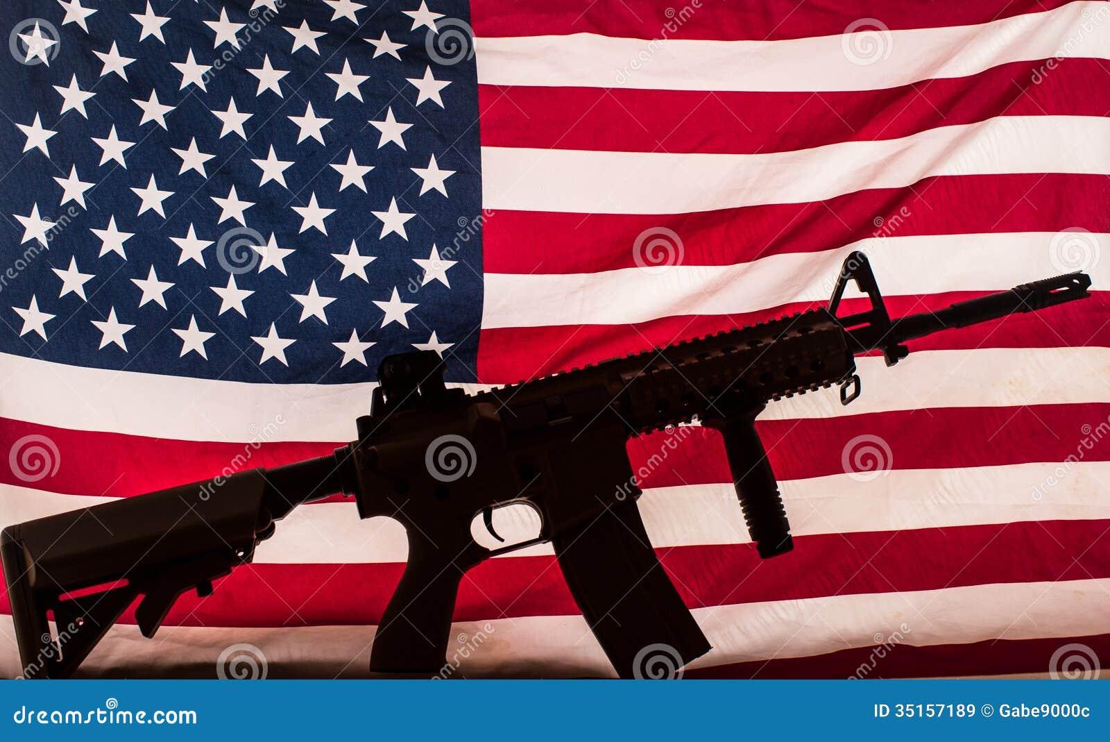 bandierina arma