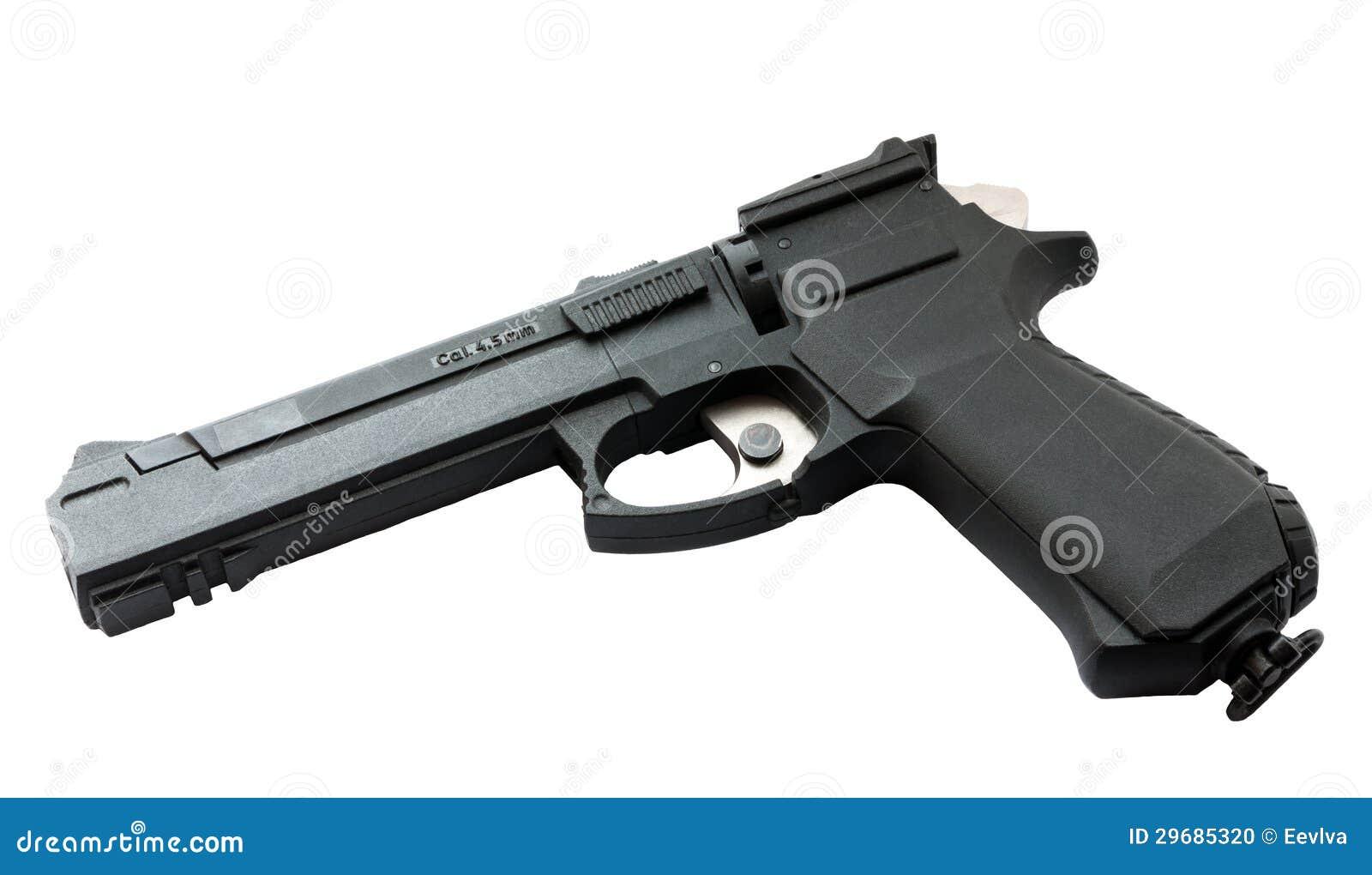 Arma Pneumática Moderna Foto de Stock Imagem  29685320 e840c15fd0