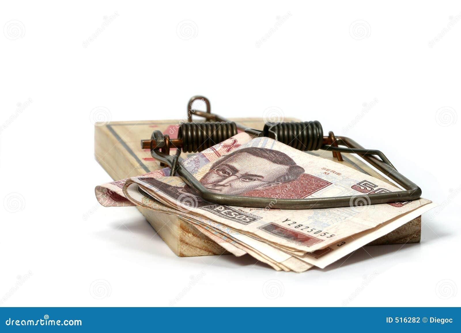 Armadilha da corrupção