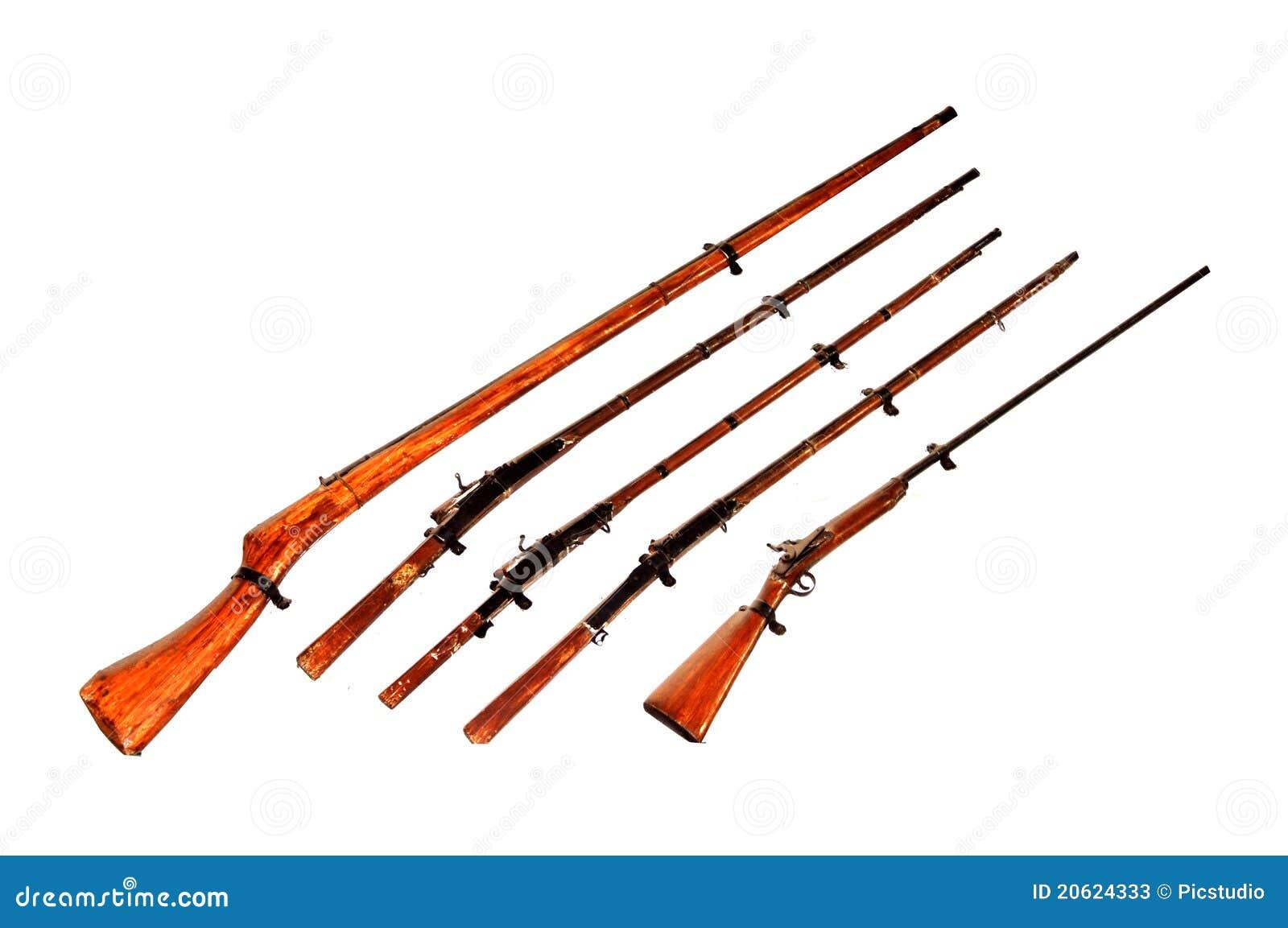 Armas antiguos