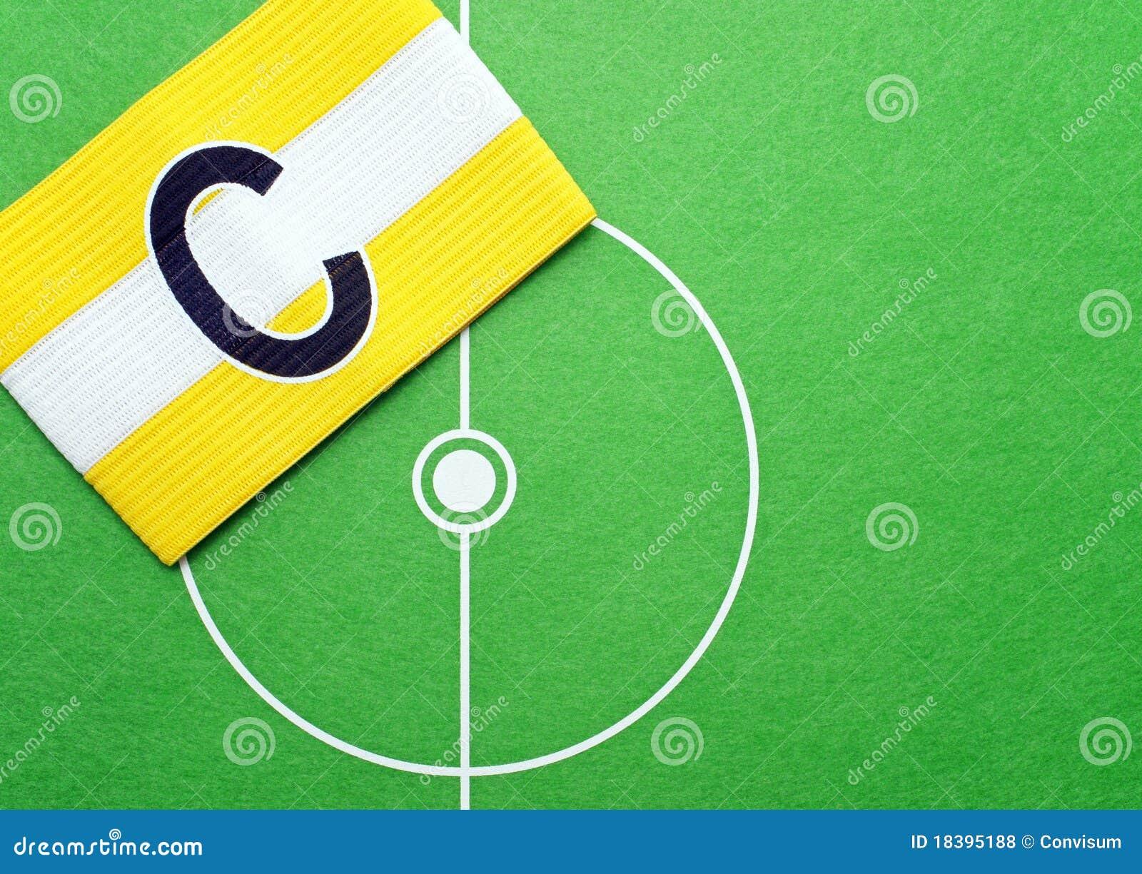 Armband captains футбол