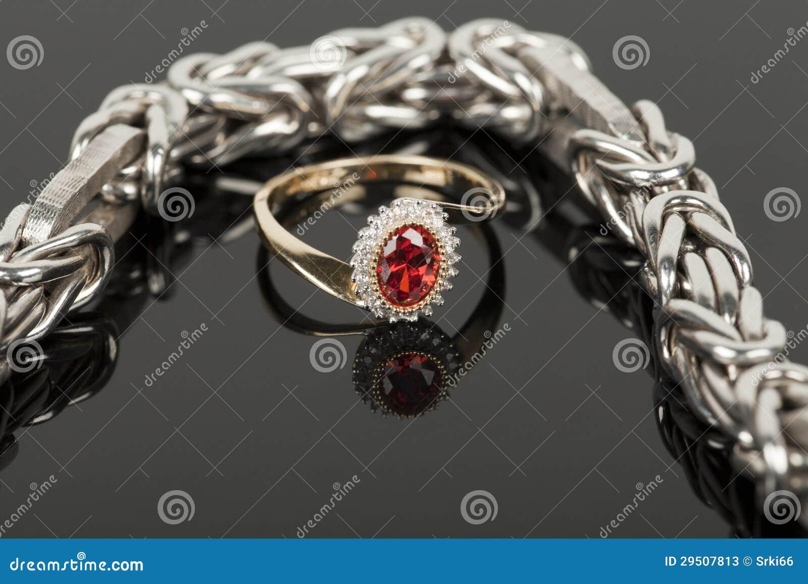 Armband en ring