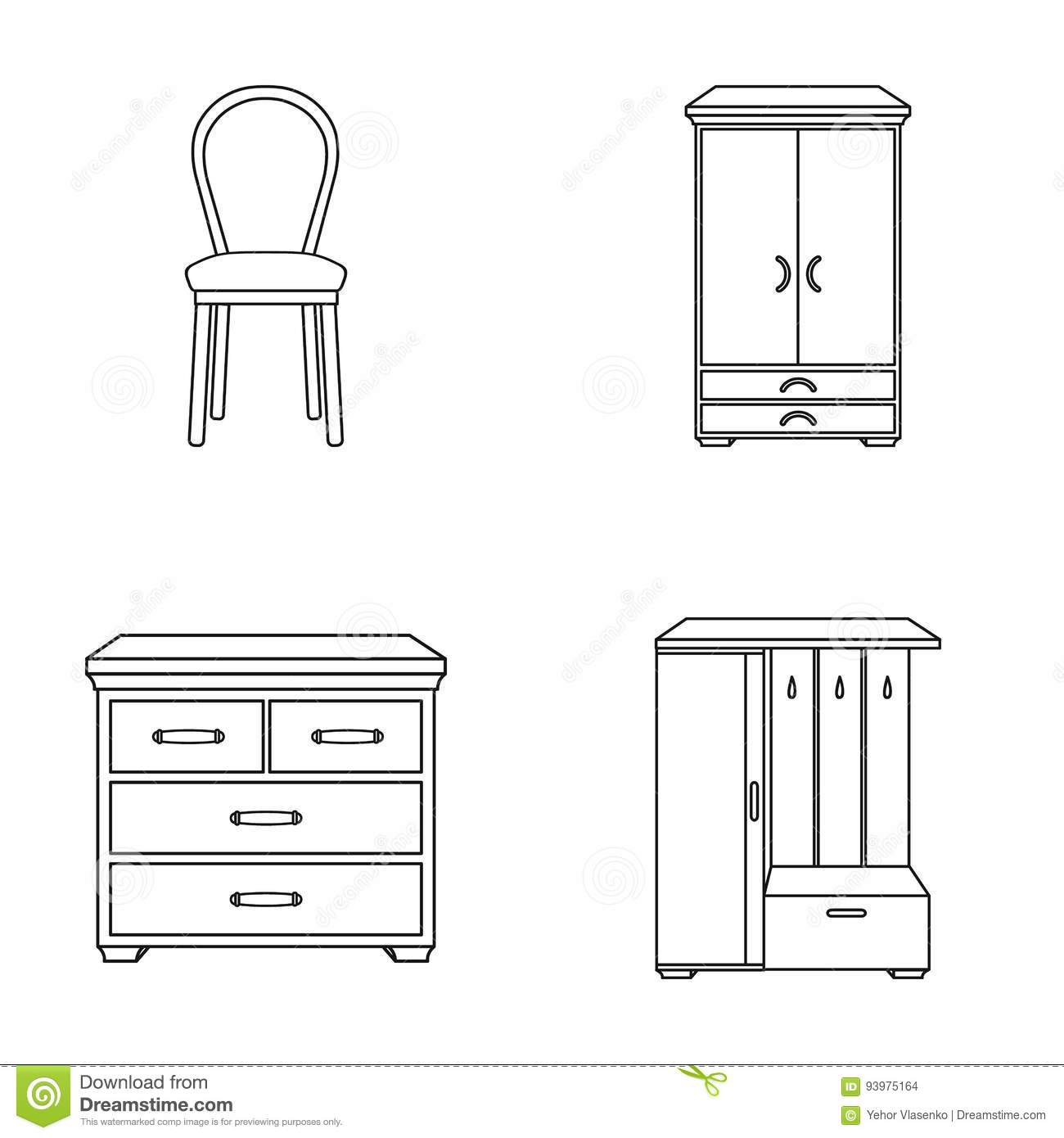 Armchair Cabinet Bedside Table Furniture And Home