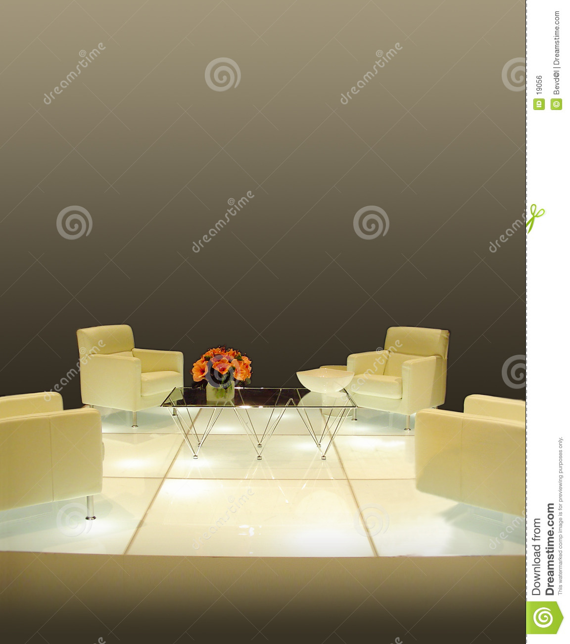 Download Armchairs stock photo. Image of corp, area, four, designer - 19056