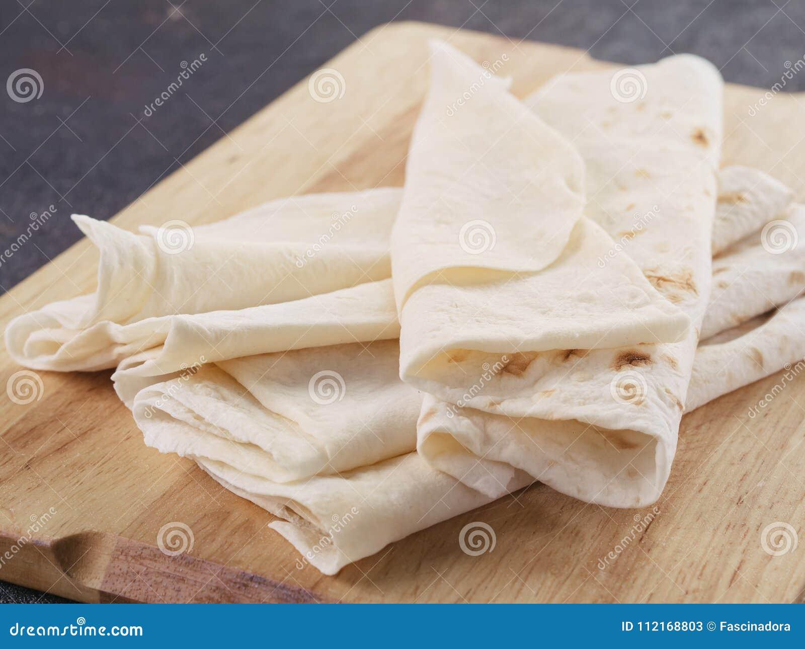 Armeński płaski chlebowy lavash