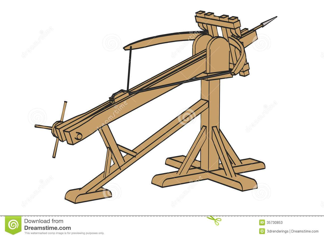 how to make a small catapult that shoots far