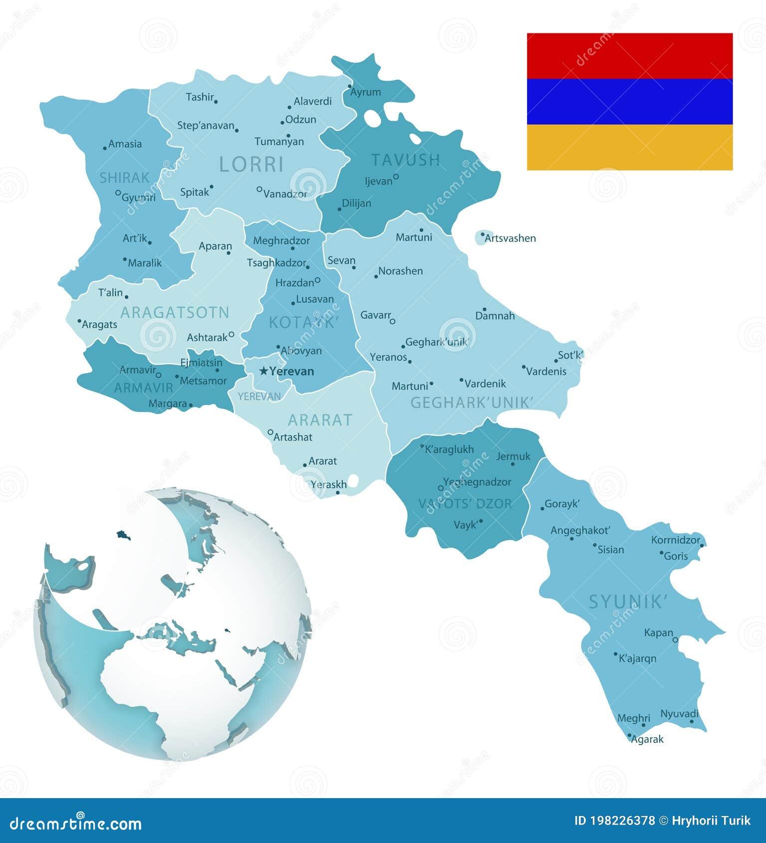 Armenia Provinces Map Stock Illustrations 64 Armenia Provinces Map Stock Illustrations Vectors Clipart Dreamstime