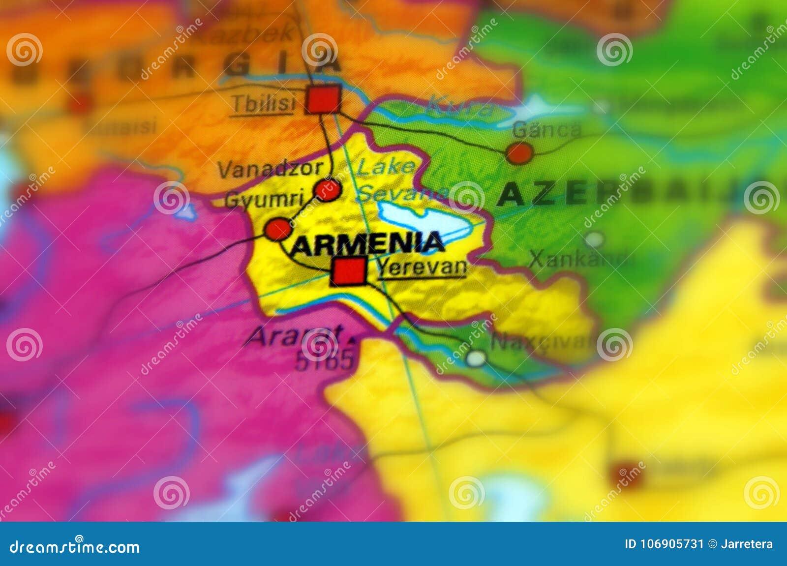 Armenia Armenia republika, oficjalnie