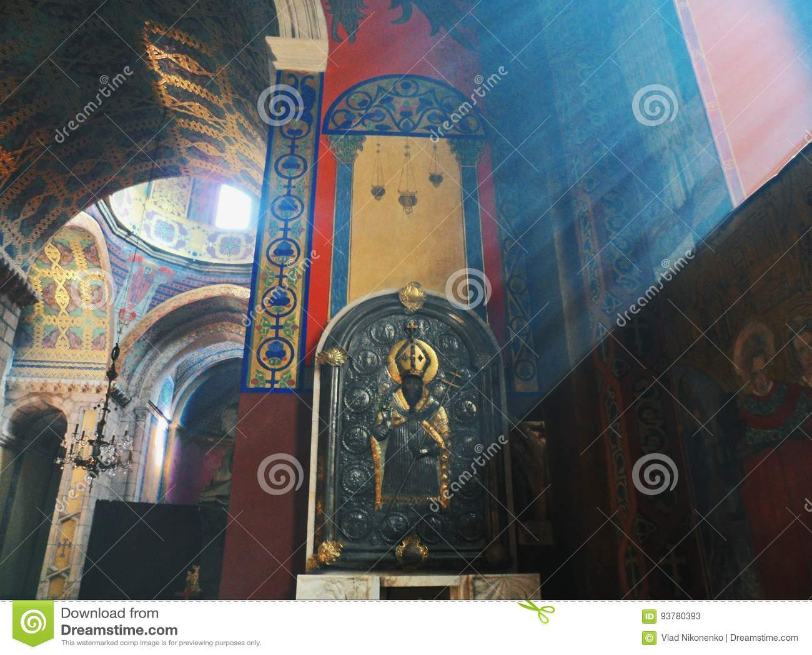 Armenische Kathedrale in Lemberg, Ukraine