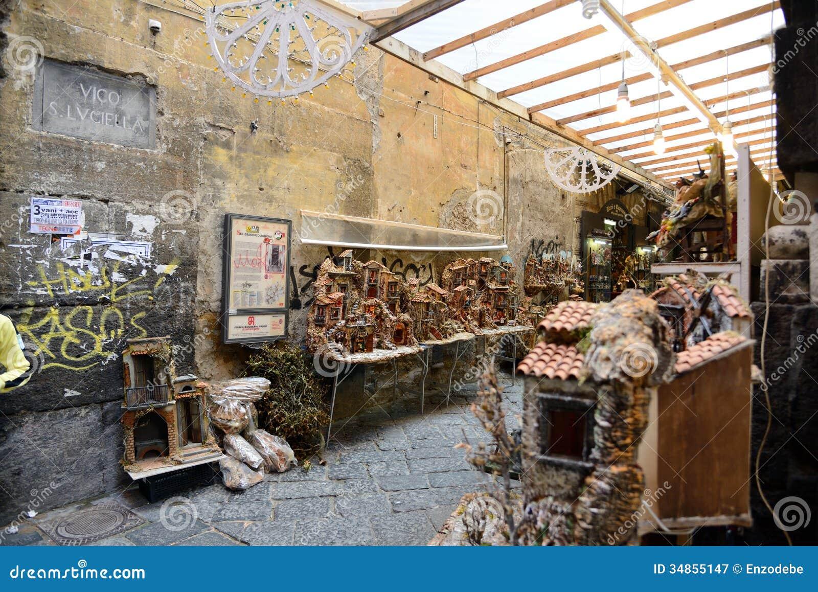 Armeno Sans Gregorio In Neapel Italien Redaktionelles ...