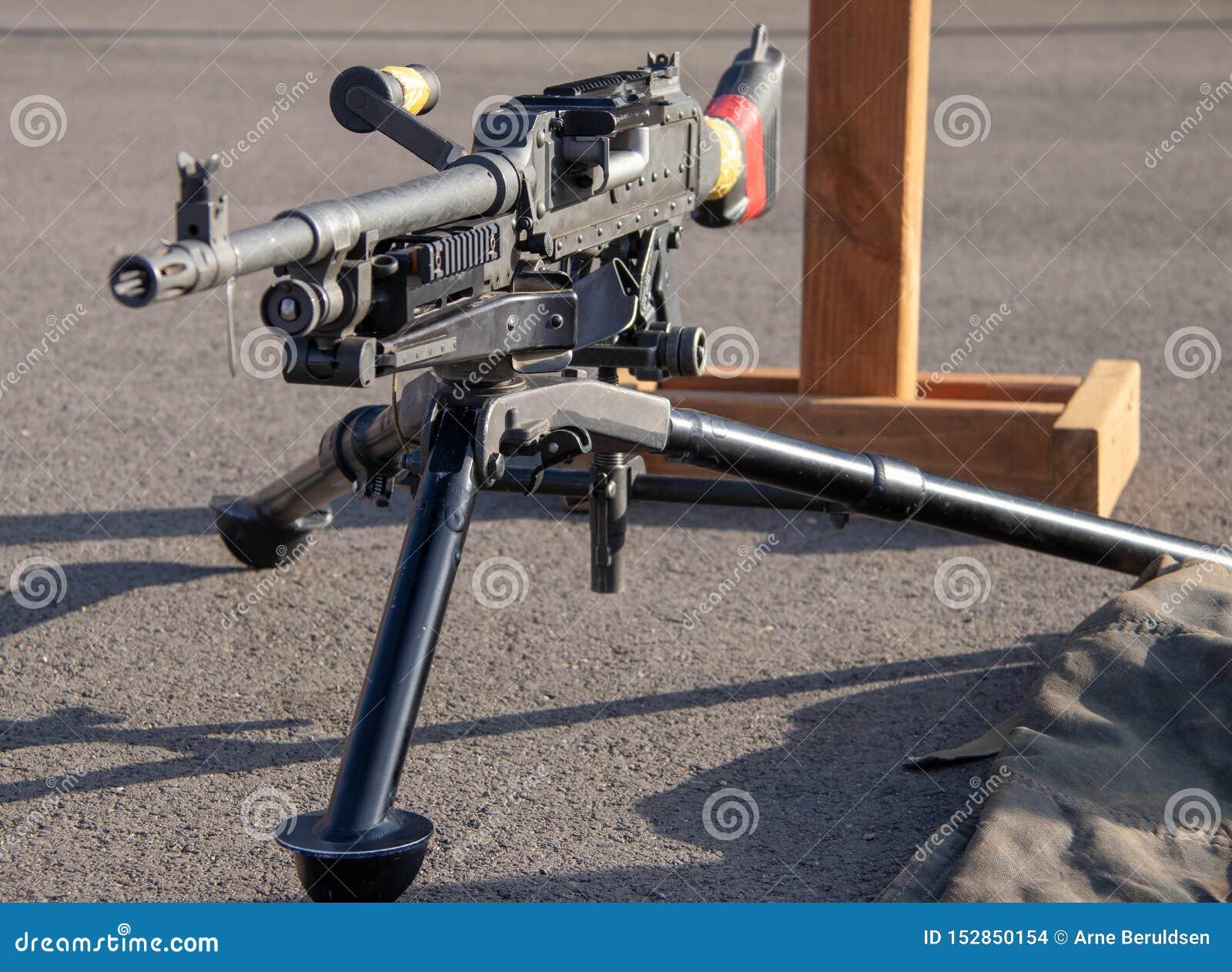 Armes d infanterie aux marines Facilty des USA en Californie