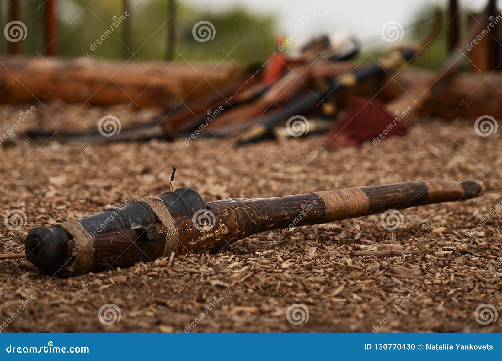 Armi ucraine nazionali che si trovano sulla terra