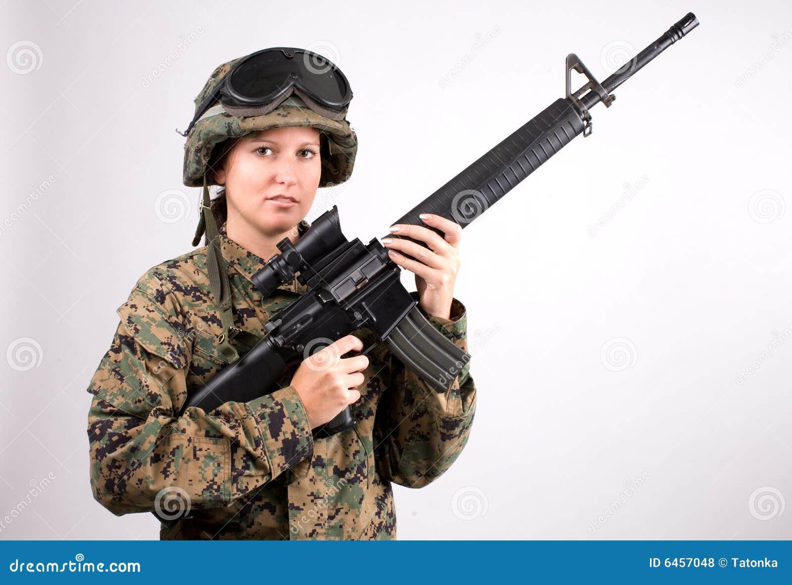 Armia dziewczyna