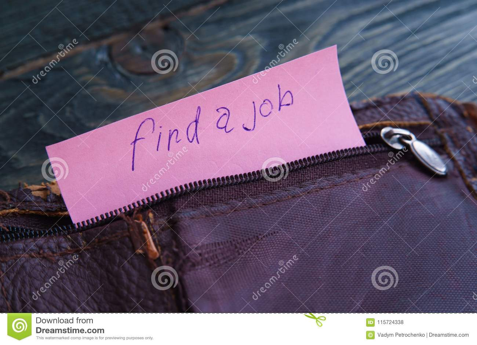 Armod arbetslöshet, konkursbegrepp Gammal sjaskig tom leat