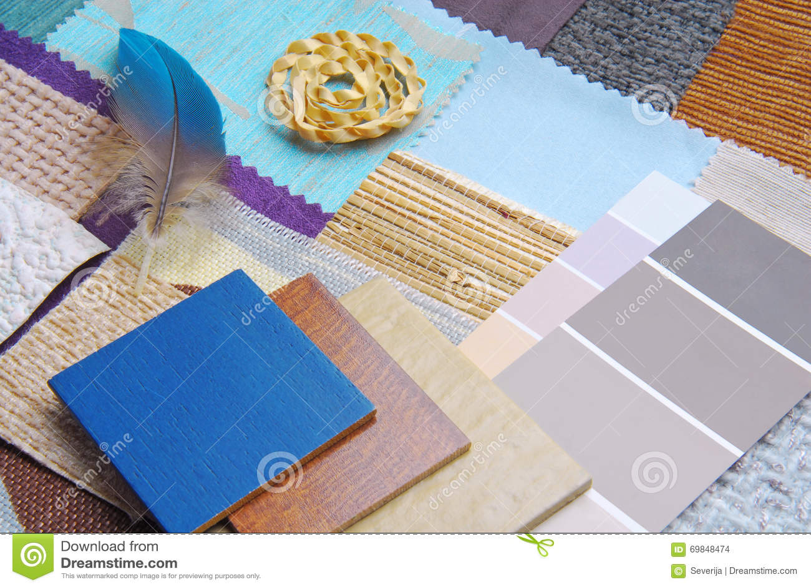 Armonización del color para el interior