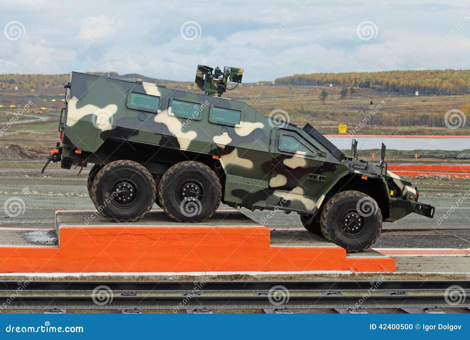 Международная выставка вооружения и военно-технического имущества kadex-2012