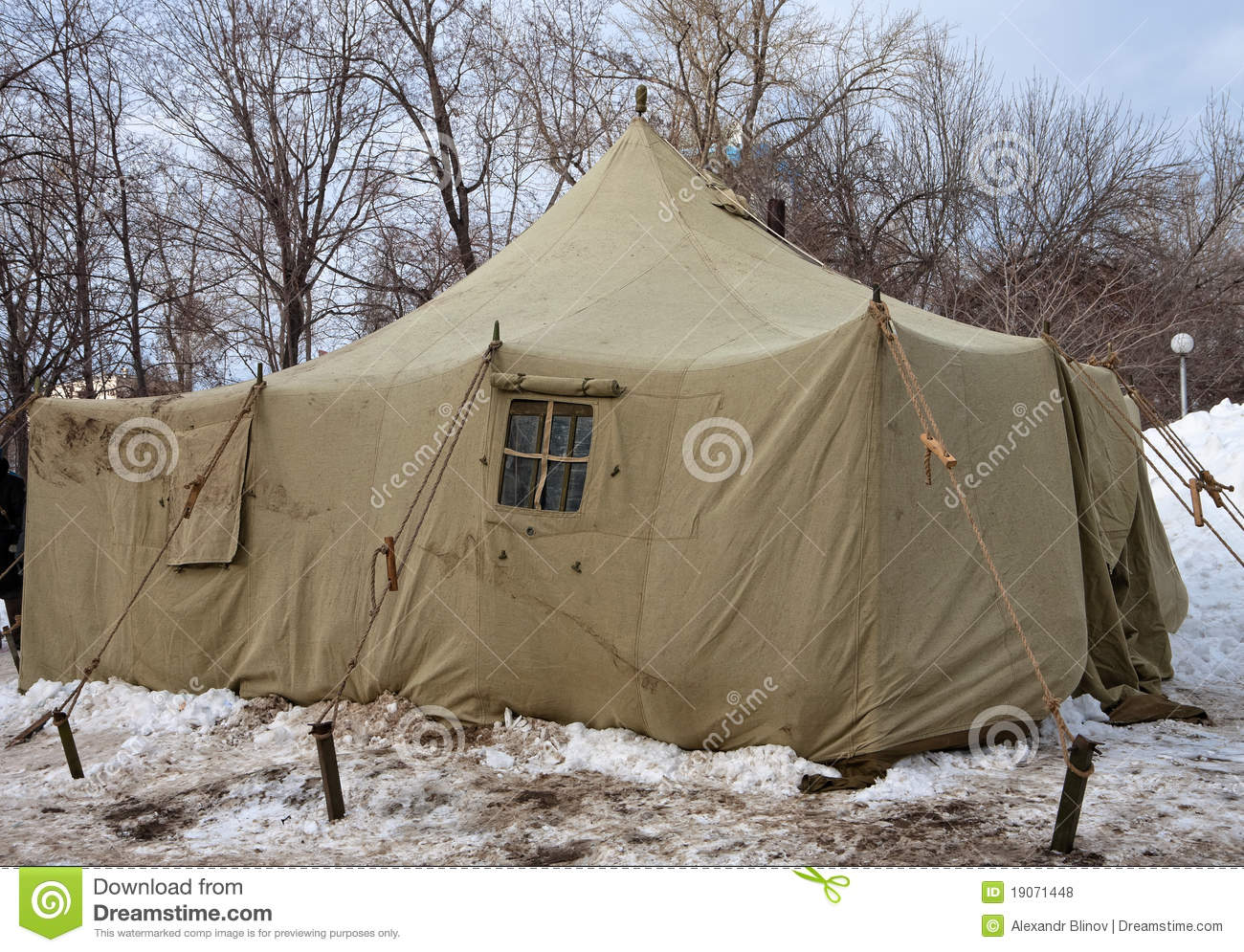 The Army expedition tents & The Army expedition tents stock photo. Image of private - 19071448
