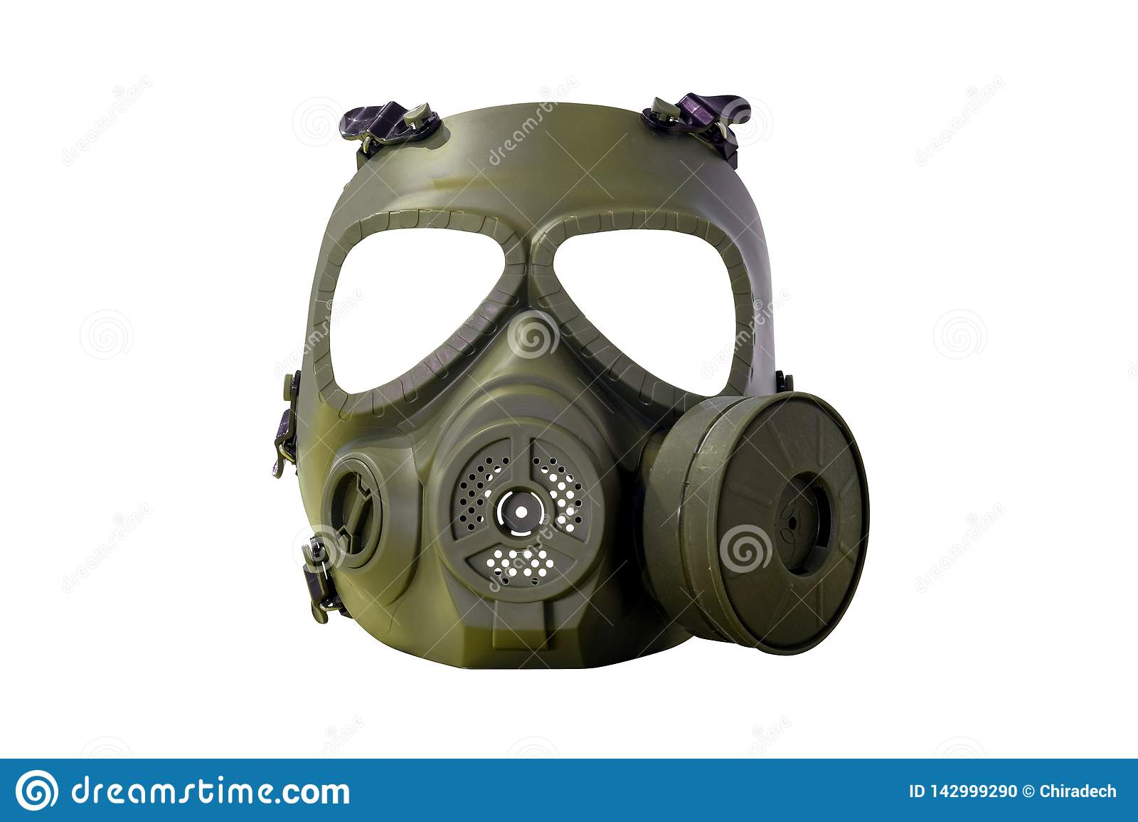 Army Gas Mask Type Cover Full Face For Gas Protection