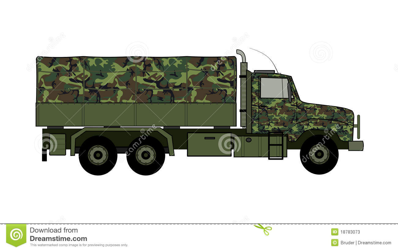 Army Truck Stock Photos Image 18783073