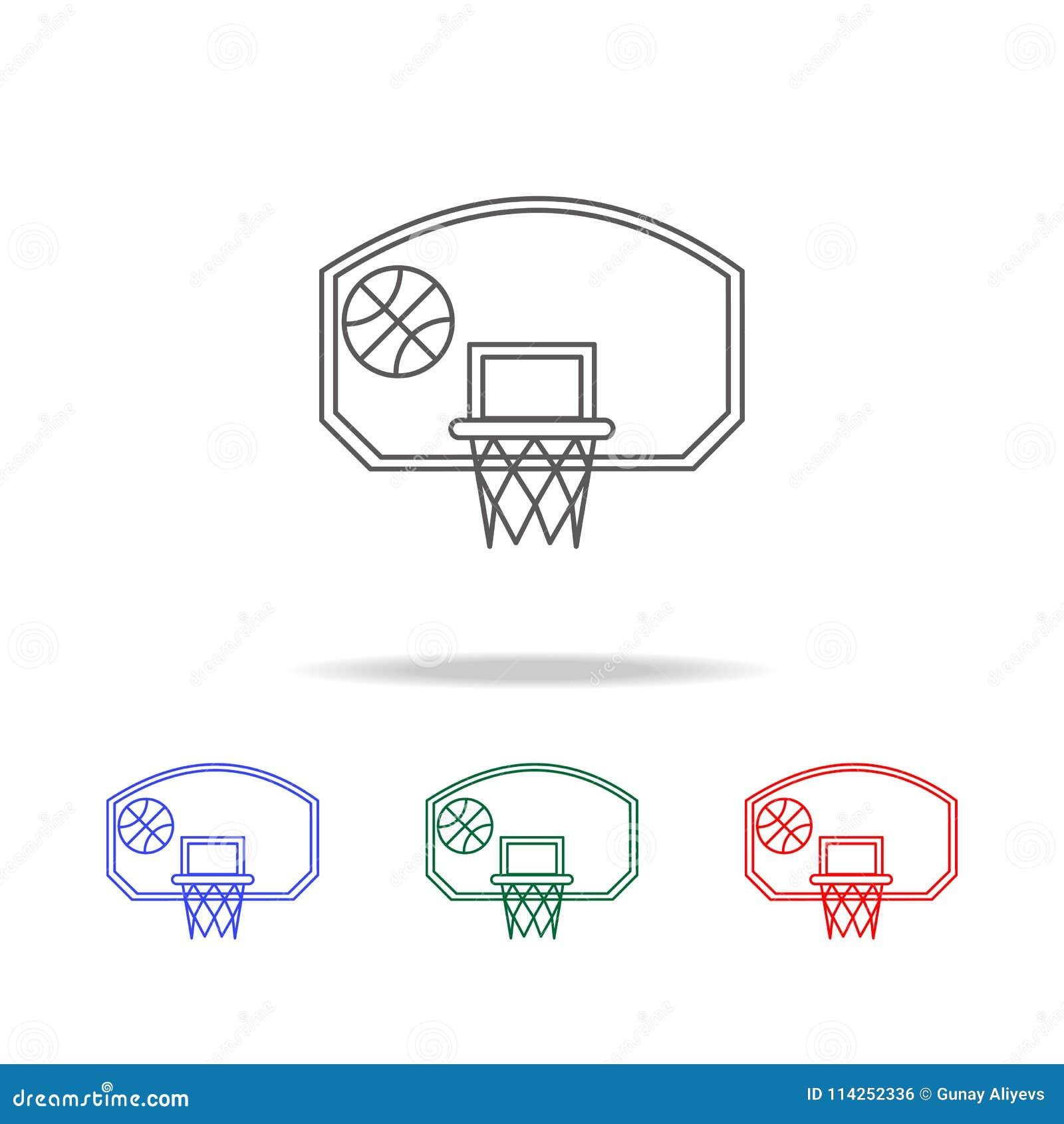 Lujo Hoja Para Colorear De Baloncesto Modelo - Ideas Para Colorear ...