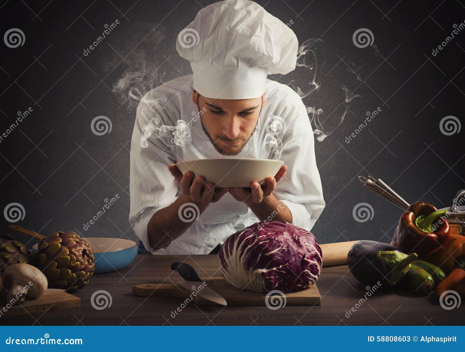 Aroma de un plato