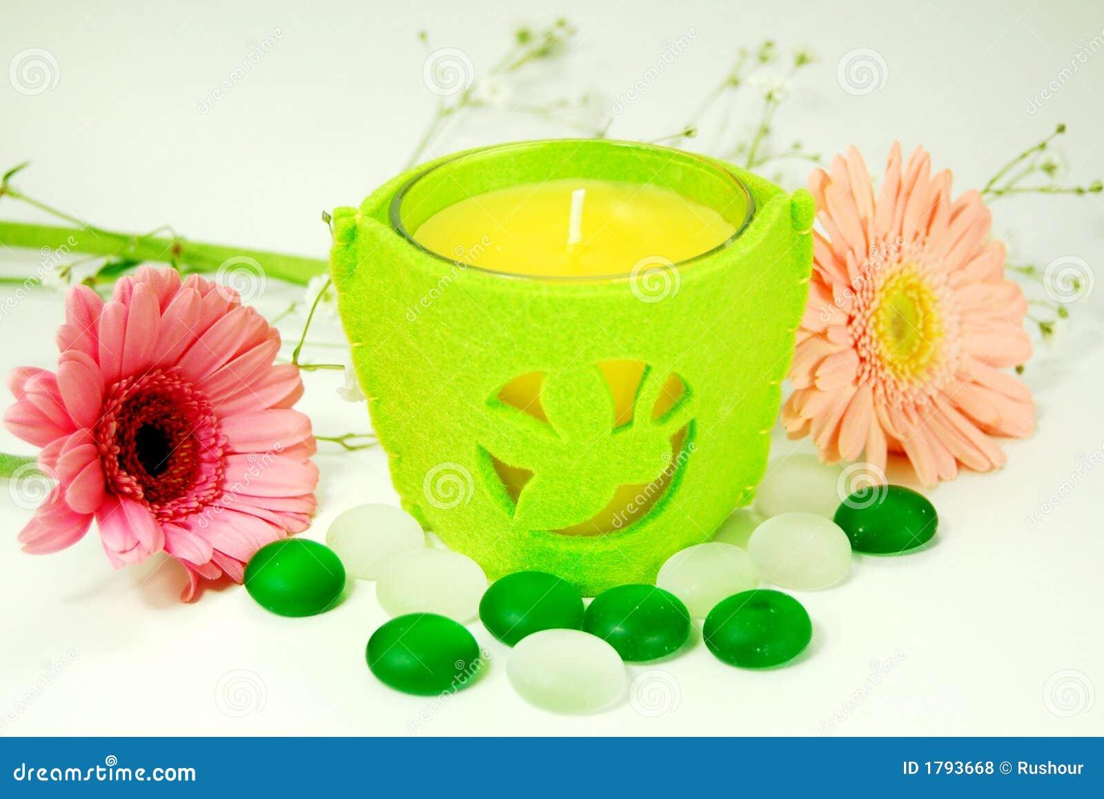Aroma-Therapie-Kerze