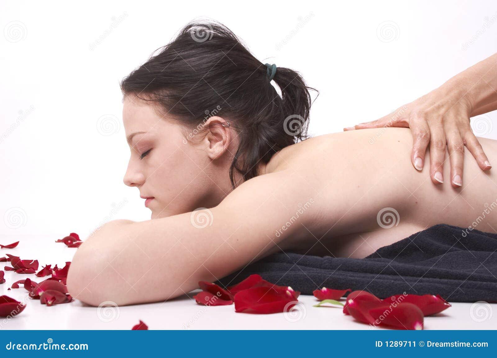 Aromata masaż.
