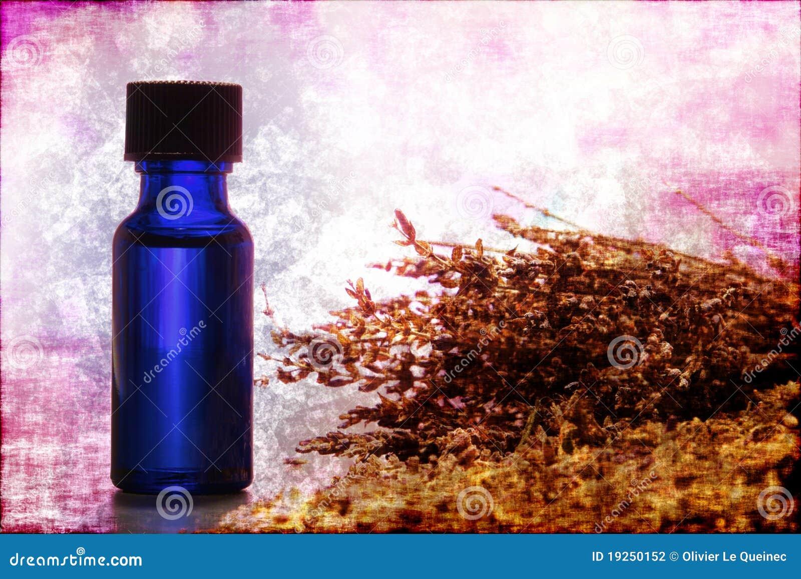 Aromatherapy瓶重要解压缩熏衣草油