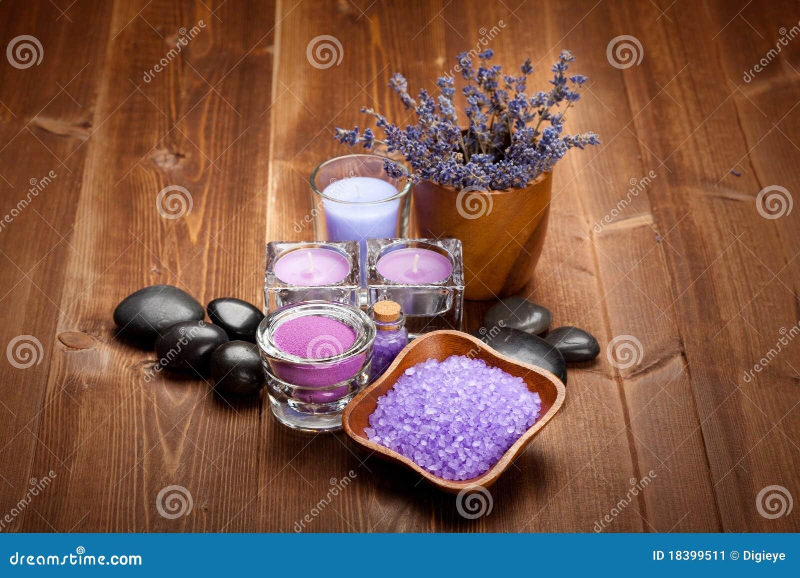 Aromatherapy лаванда