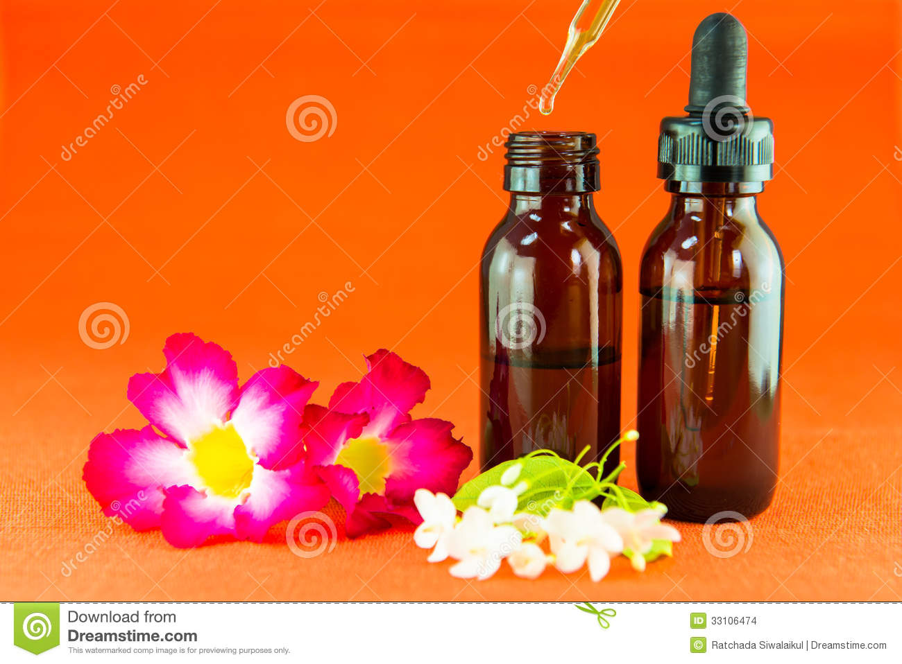 Aromatherapy Essential Oil Stock Images Image 33106474