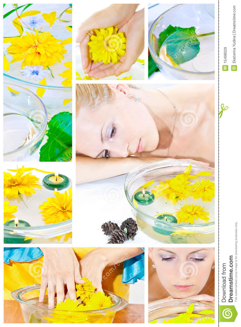 Aromatherapy, le station-centre et relaxation