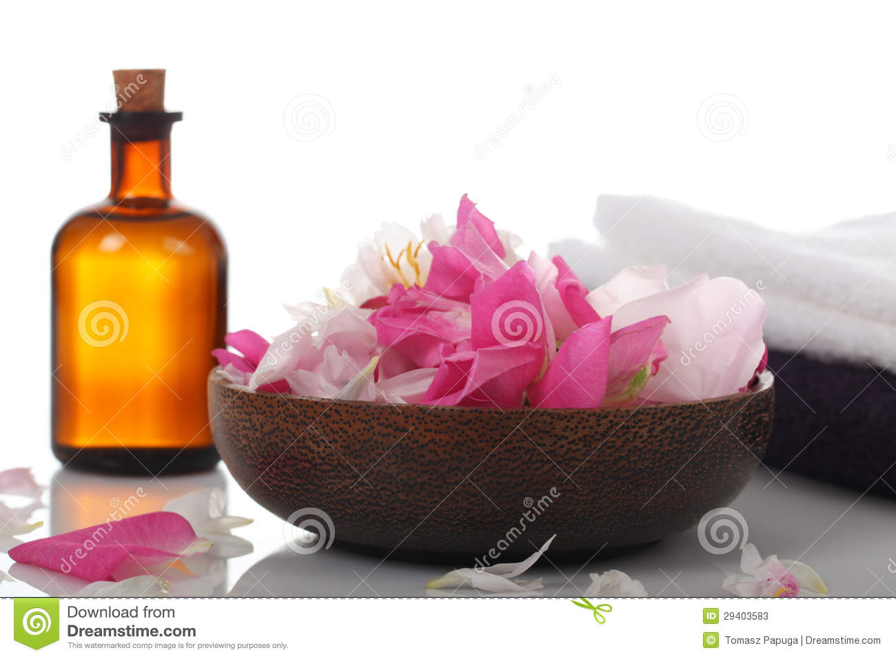 Aromatherapy and Massage Oil