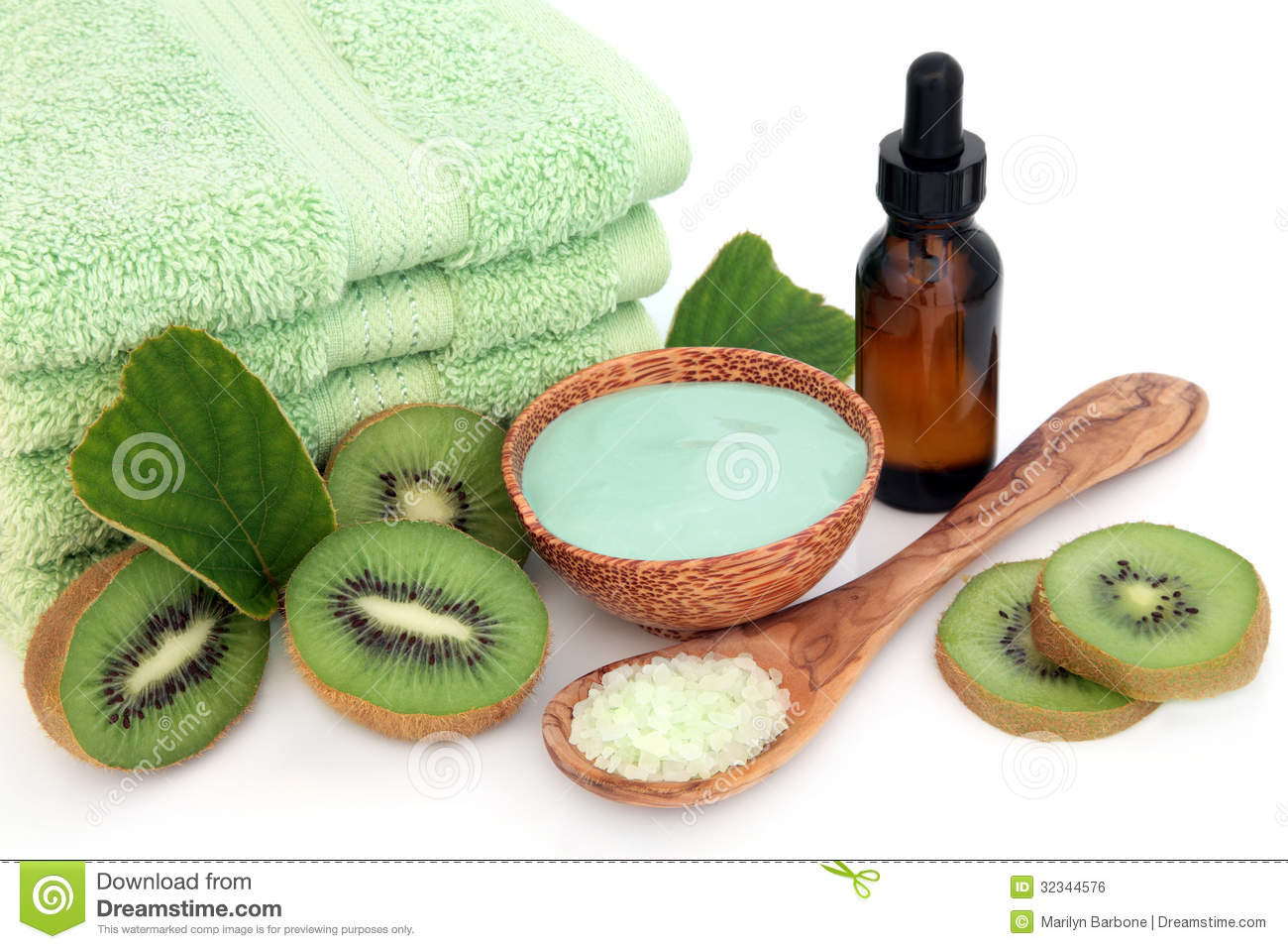 Aromatherapy Treatment Stock Photo Image Of Cosmetic