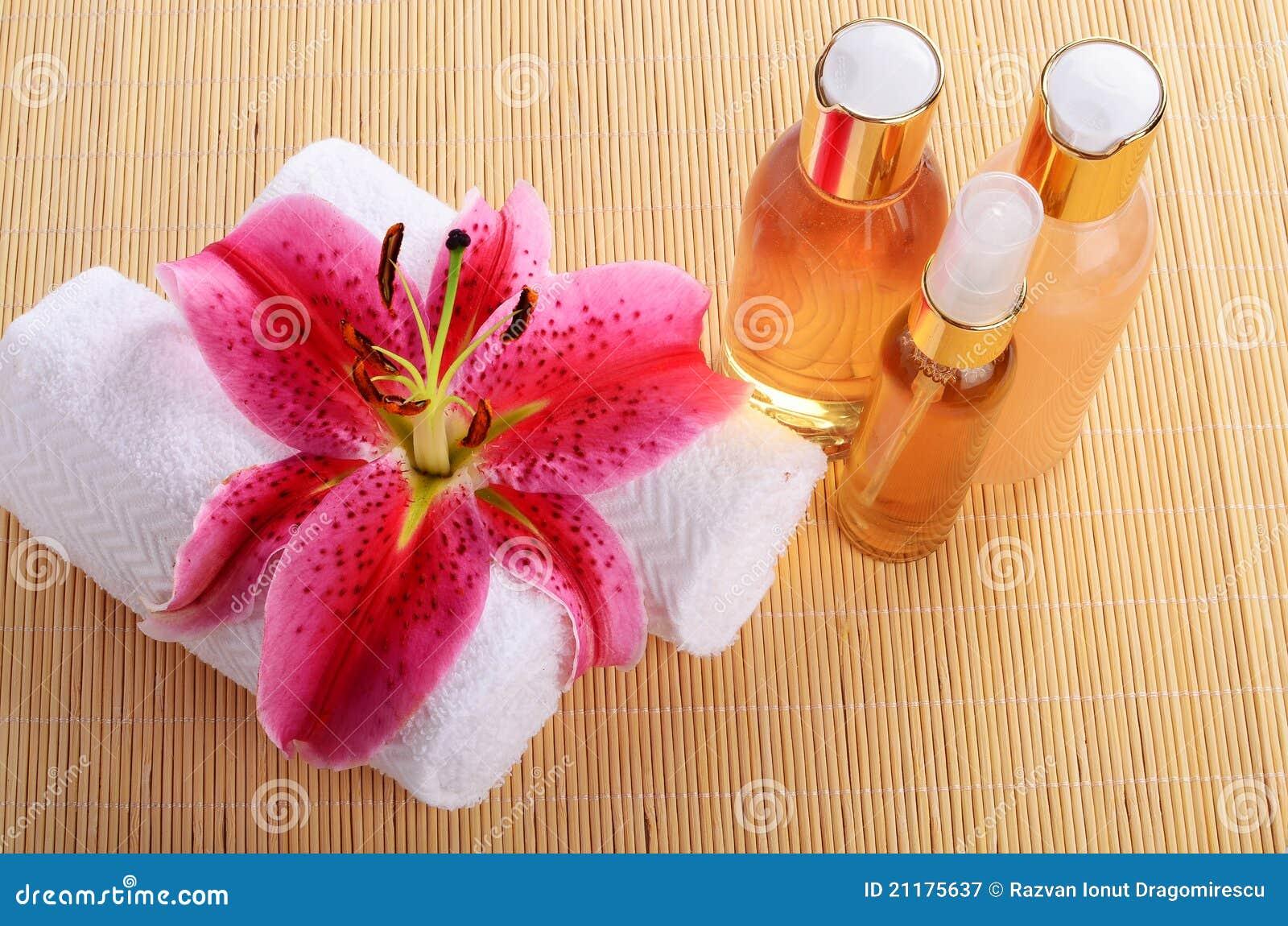 Aromatic Spa Oils
