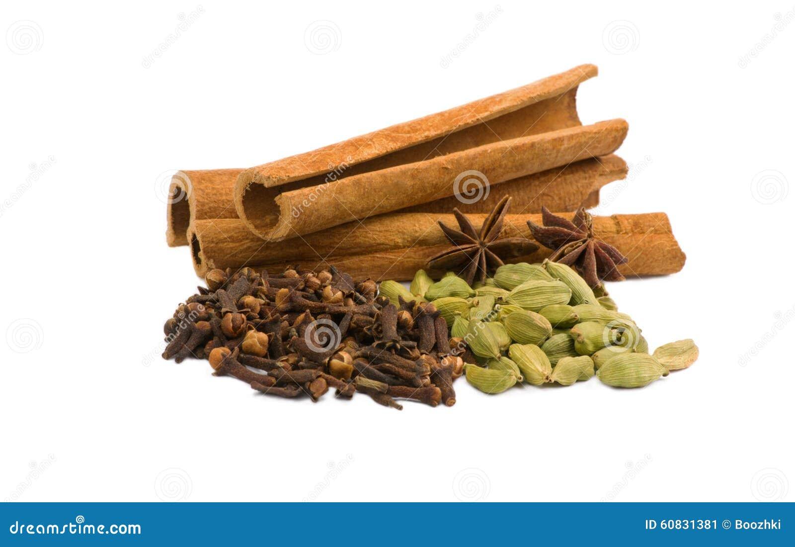 Aromatische Gewürze