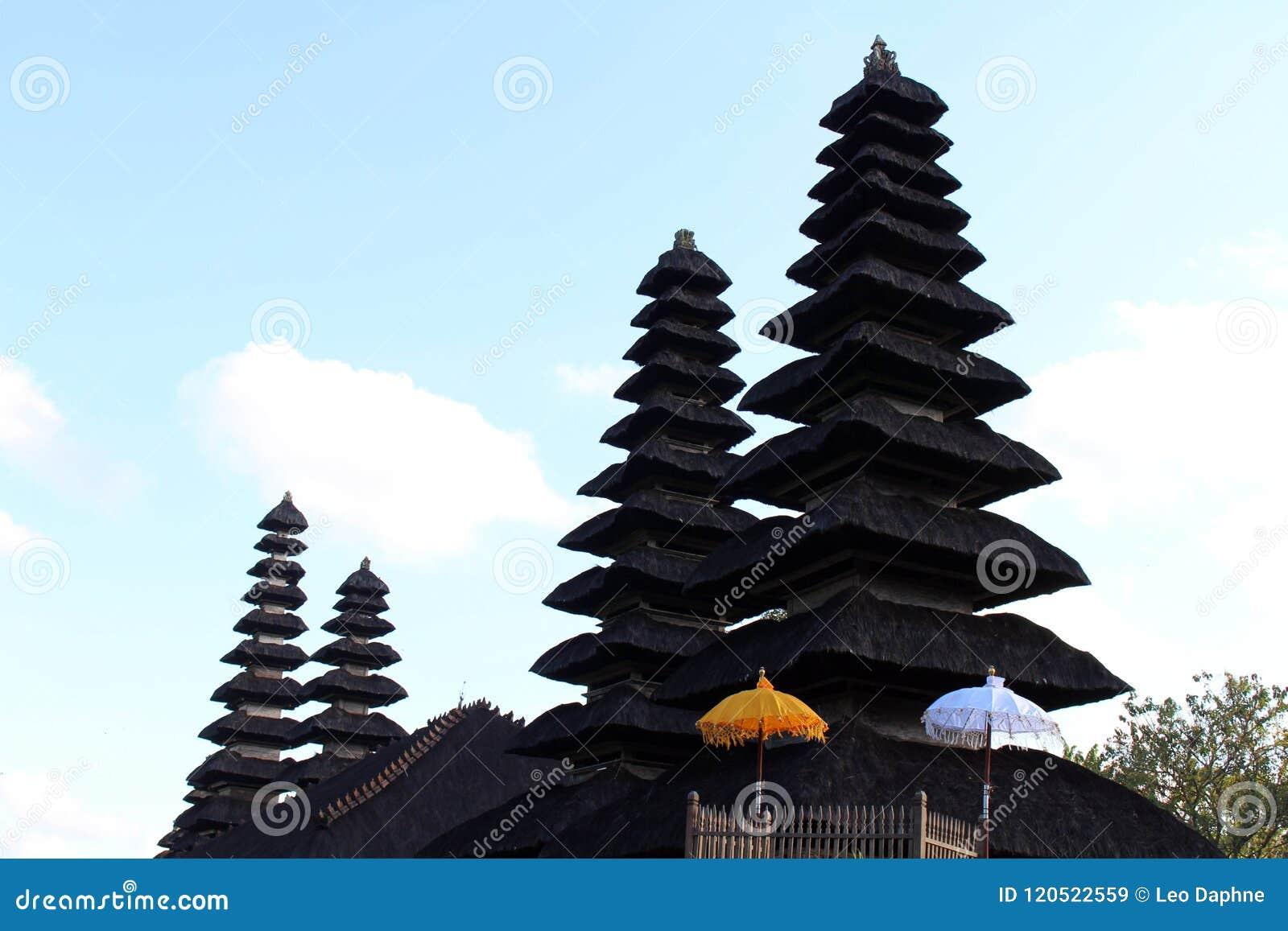 Around pura ayun temple and garden complex peaceful and serene