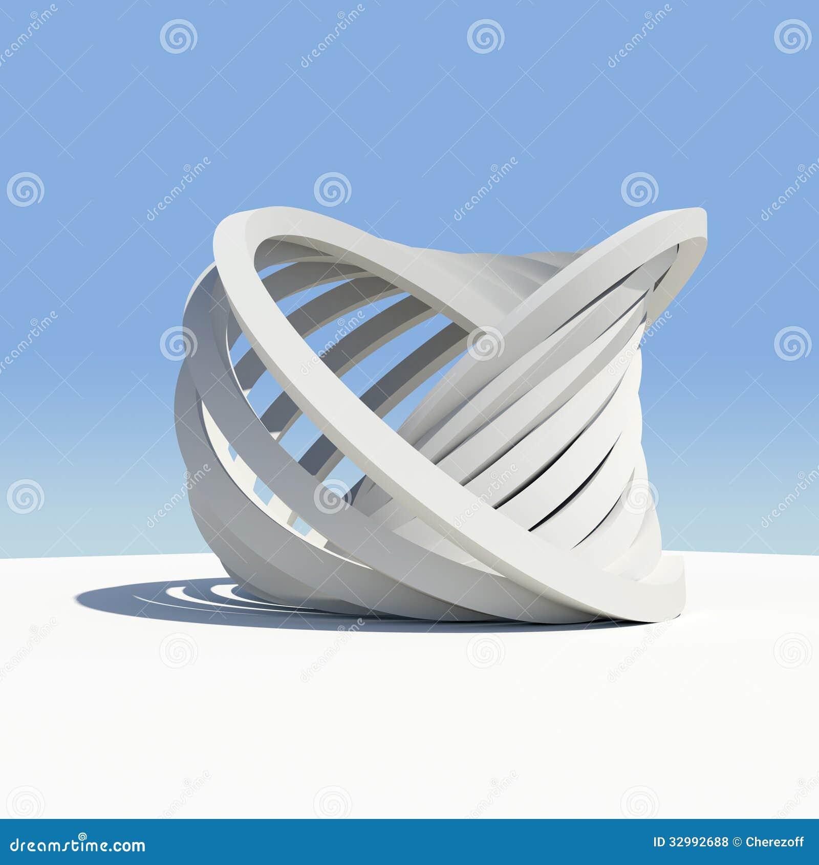 Arquitectura abstracta stock de ilustraci n imagen de for Que es arquitectonico wikipedia