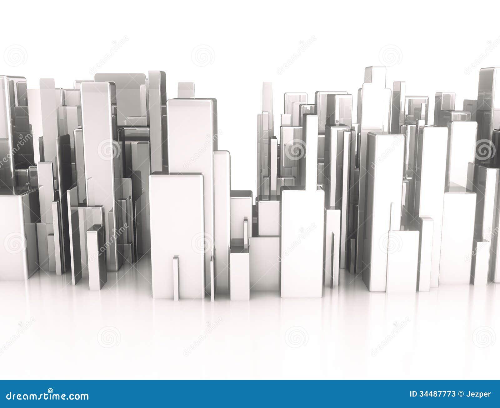Arquitectura abstracta stock de ilustraci n imagen de for Imagenes de arquitectura