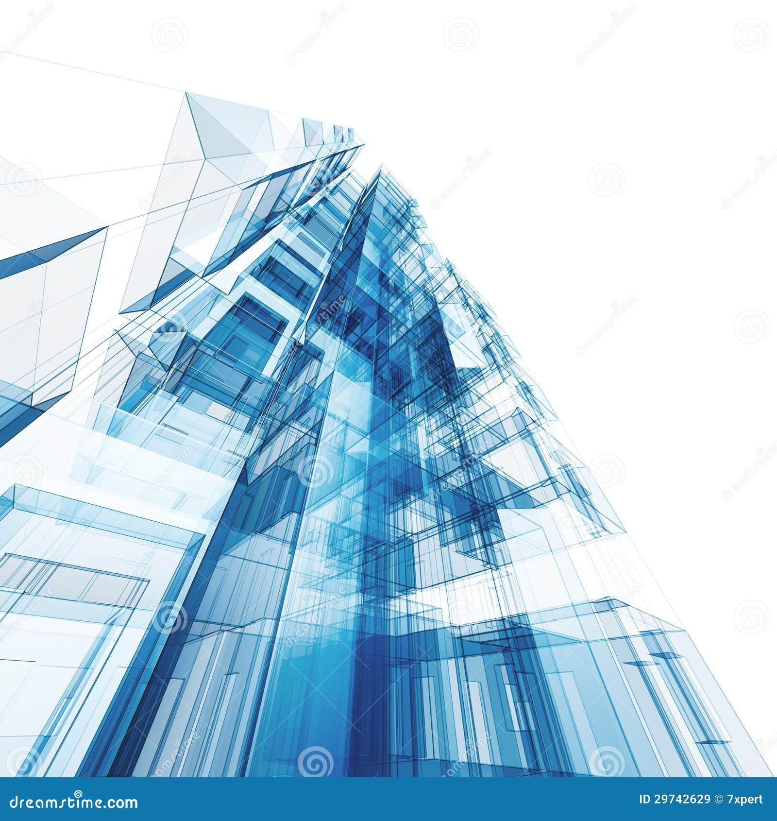 Arquitectura abstracta im genes de archivo libres de for Arquitectura arquitectura