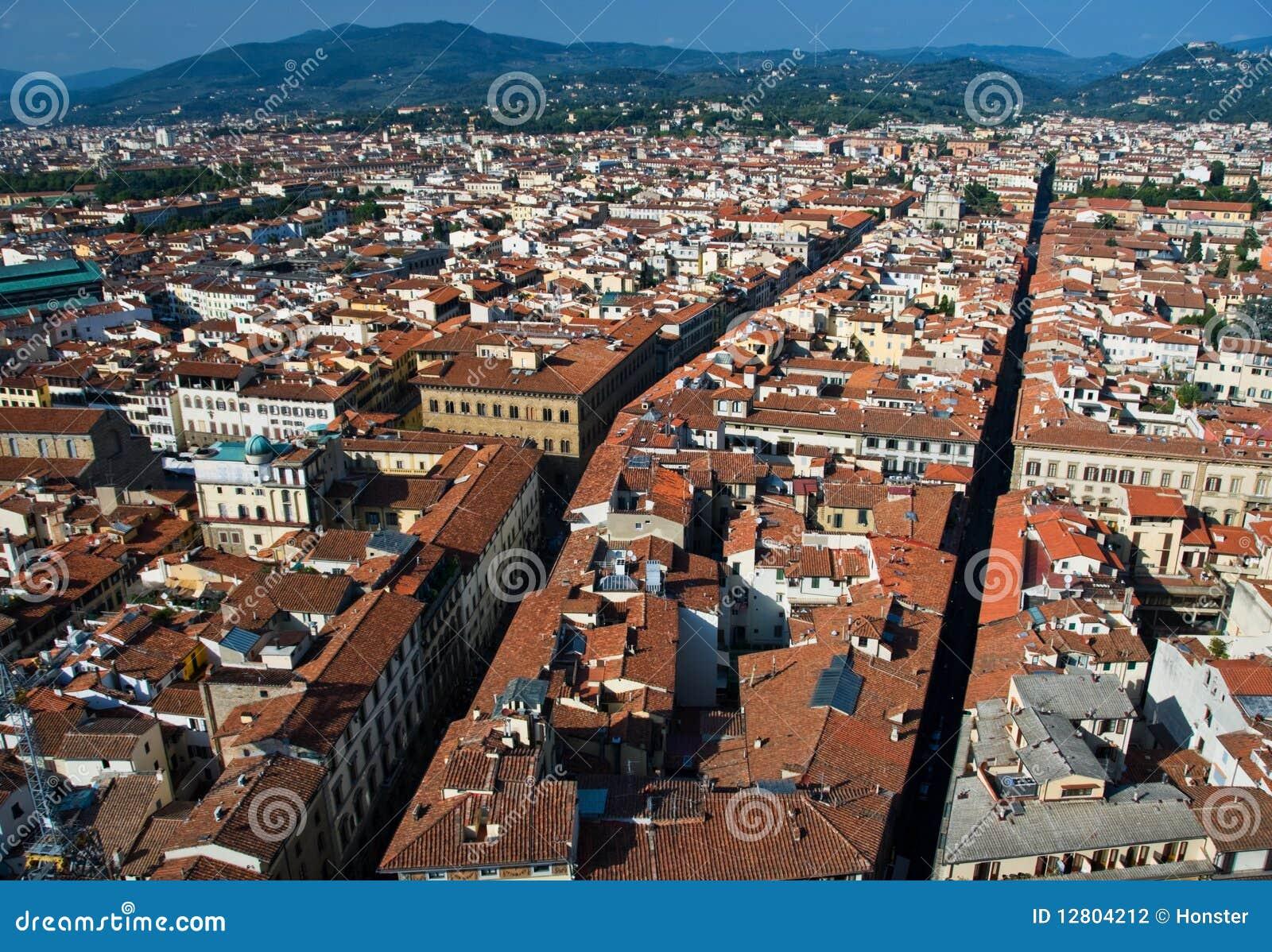 Arquitectura da cidade de Florença