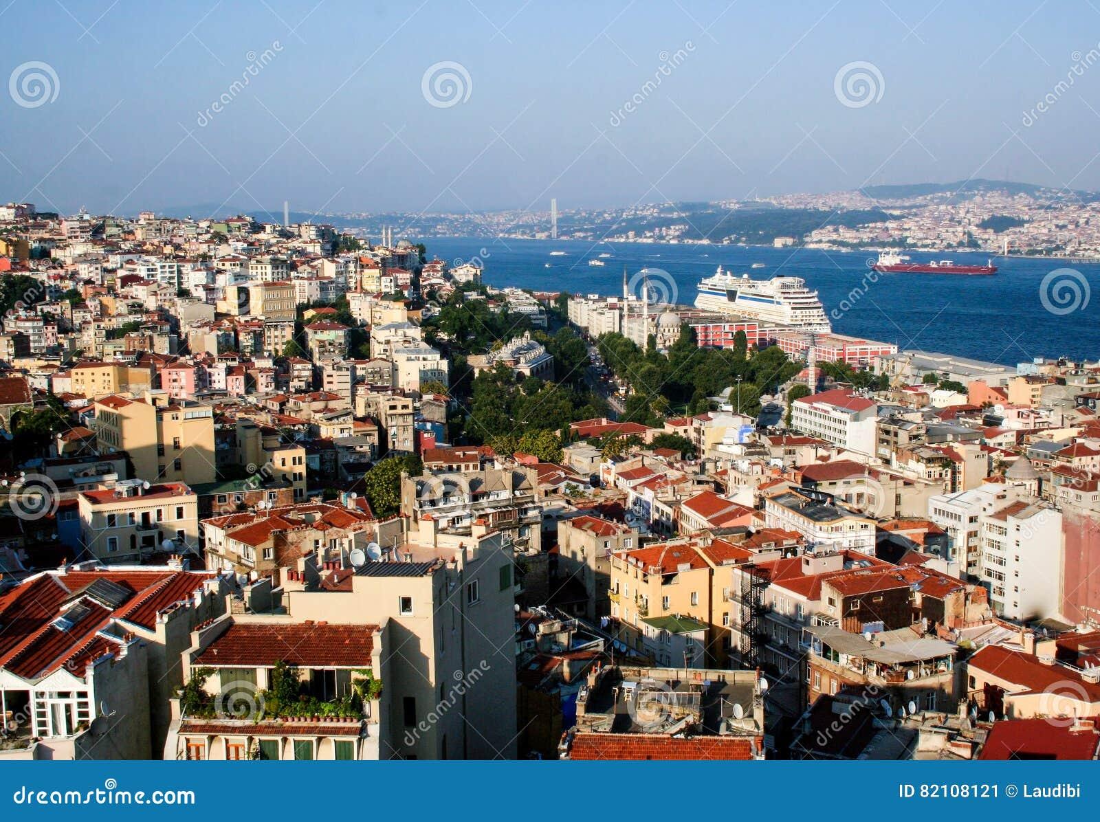 Arquitectura da cidade de Istambul