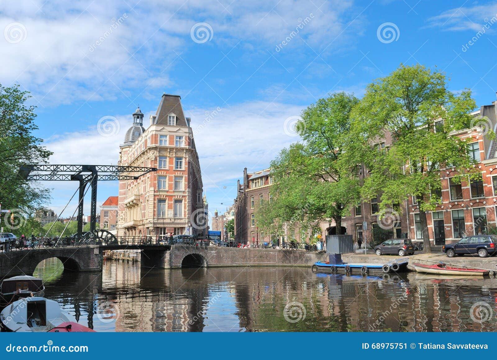 Arquitectura de Amsterdam