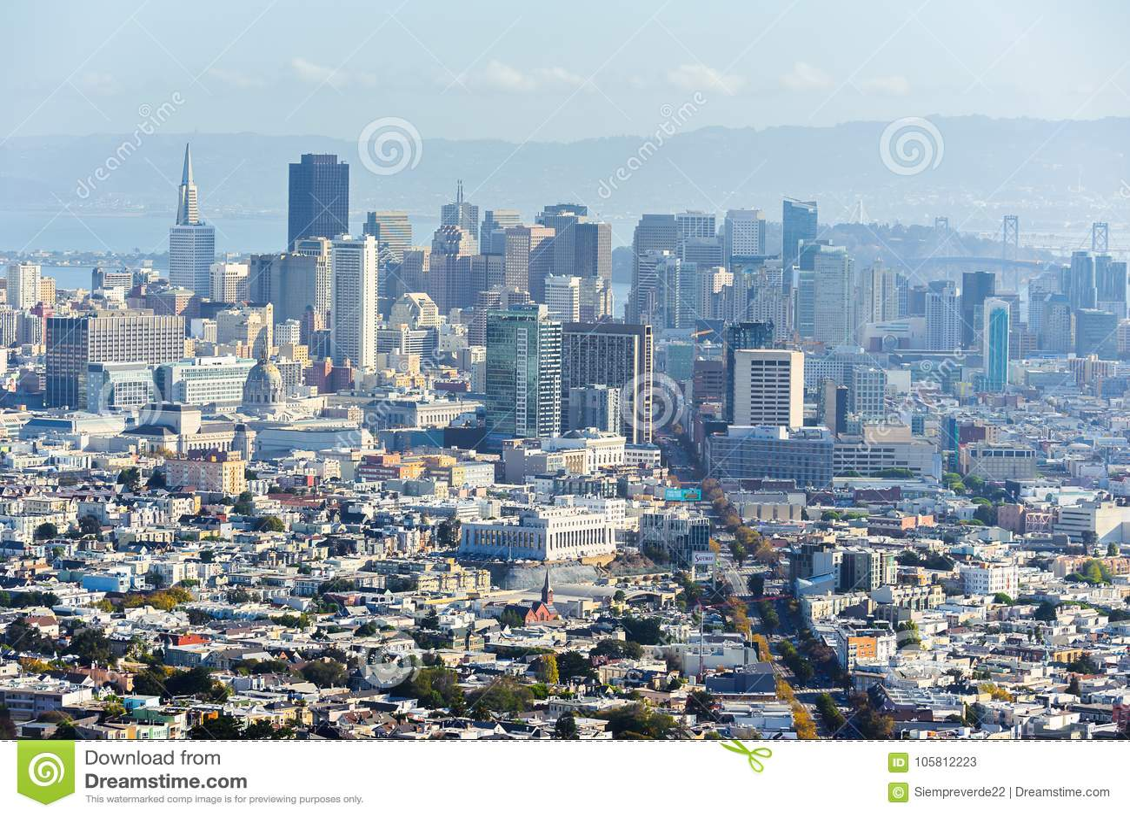 Arquitectura de San Francisco, los E.E.U.U.