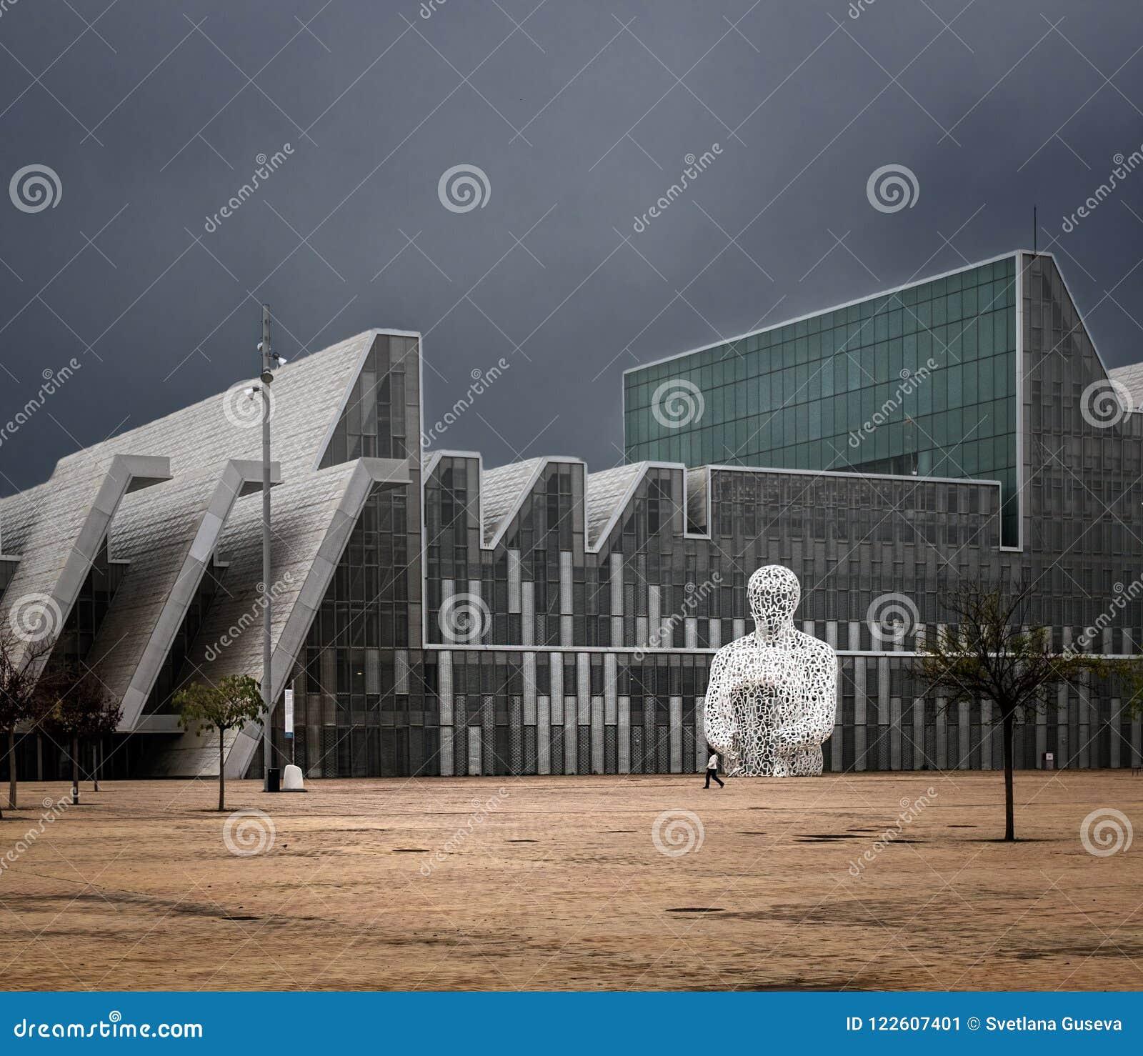Arquitectura moderna de Zaragoza