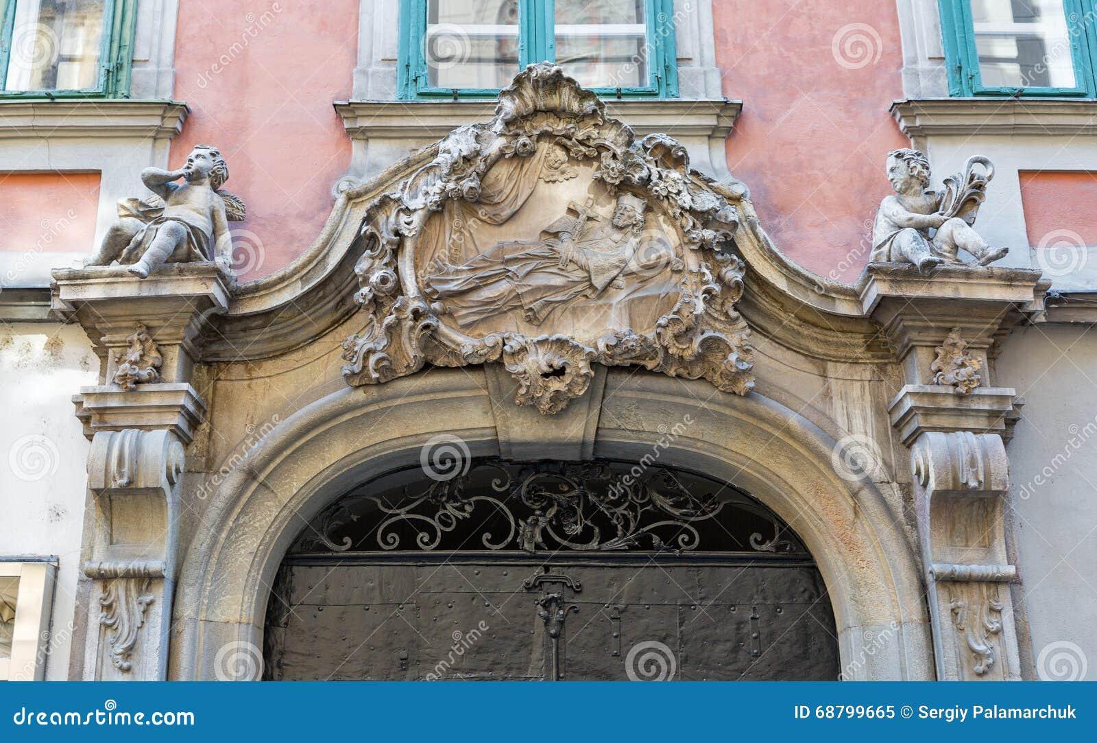 Arquitetura Antiga De Graz Em áustria Imagem De Stock Imagem De