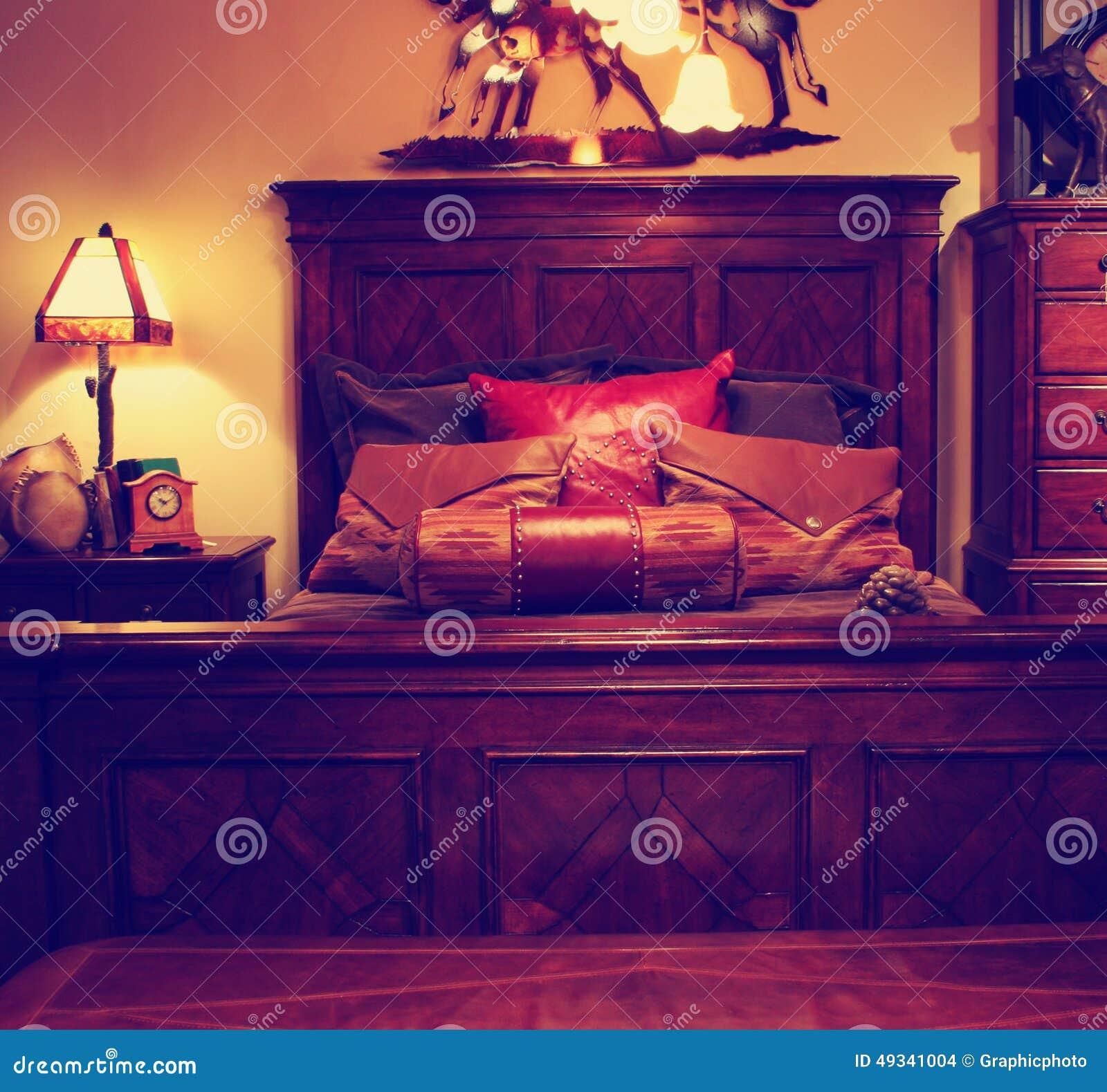 Arquitetura bonita de Bedroom Contemporary Bedroom do artesão