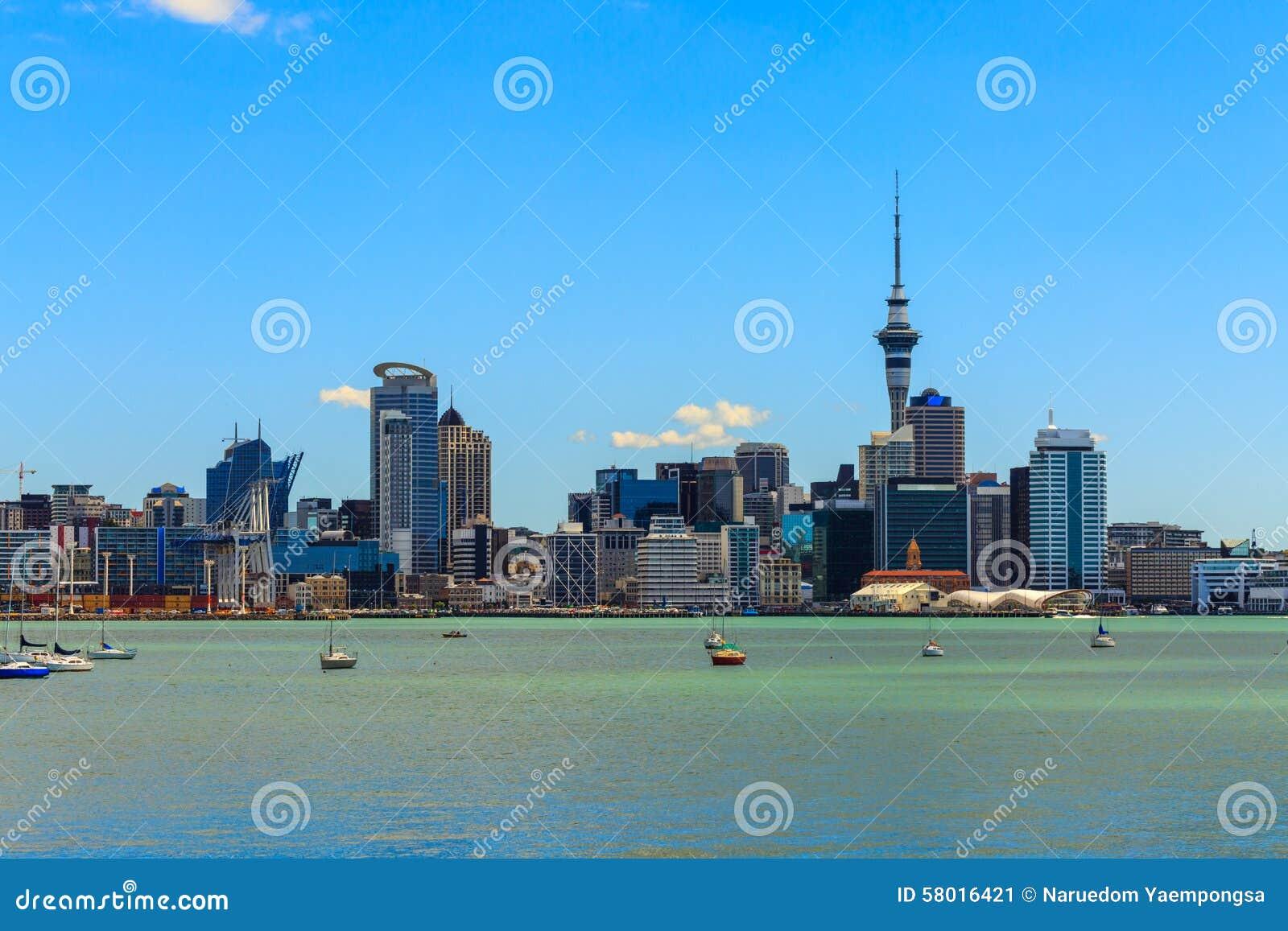 Arquitetura da cidade de Auckland