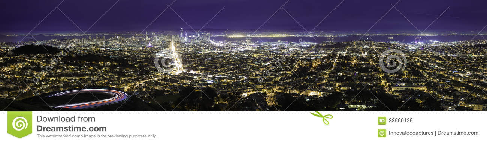 Arquitetura da cidade de San Francisco e de Oakland